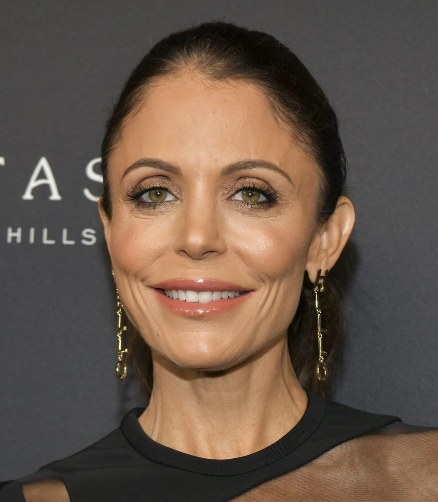 Bethenny Frankel attends The Hollywood Reporter and SAG-AFTRA Celebrate Emmy Award Contenders at Annual Nominees Night