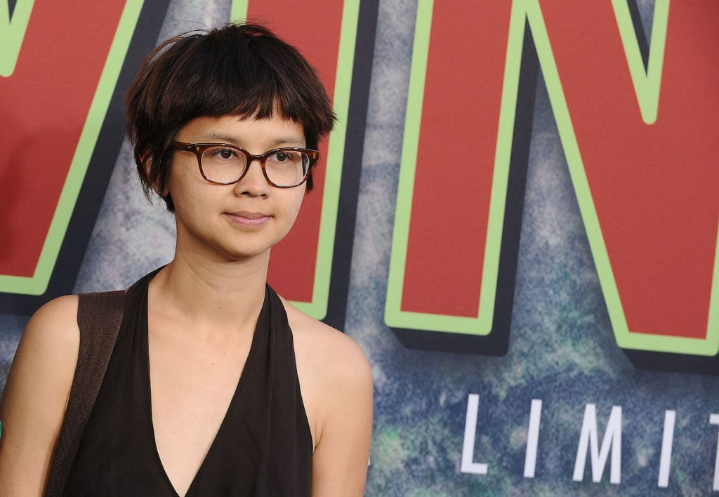"""Charlyne Yi attends the premiere of """"Twin Peaks"""""""
