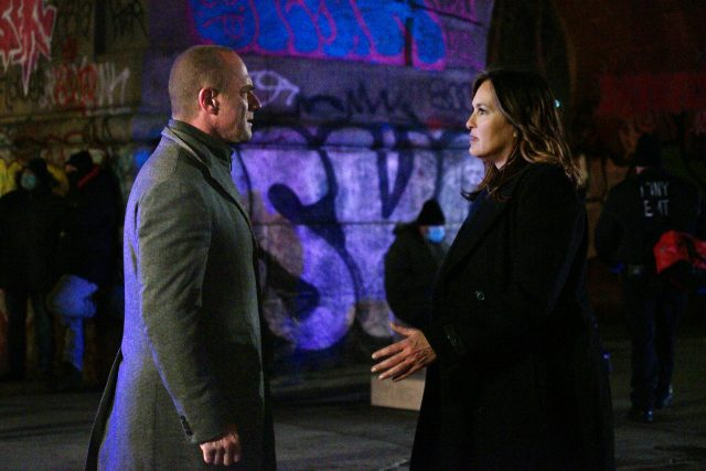 'Law & Order: Organized Crime': Olivia Is Worried About Elliot
