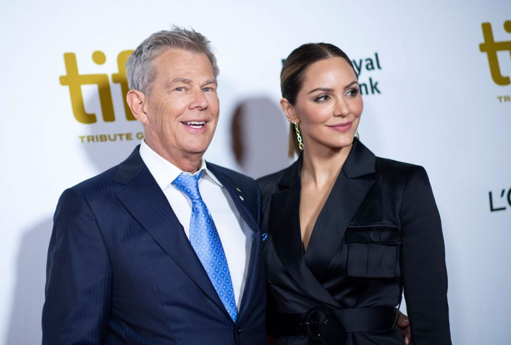 Does Katharine McPhee Get Along With David Foster's Adult Children?