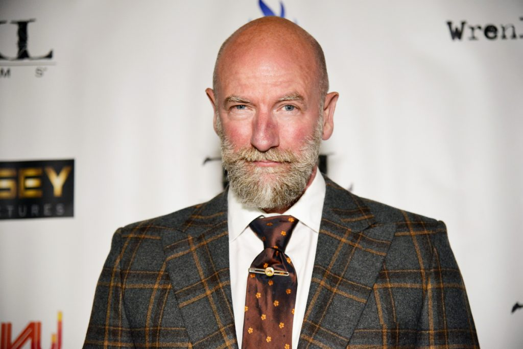 """Graham McTavish attends the premiere of """"Sargasso"""" at Laemmle NoHo 7 on March 19, 2019"""