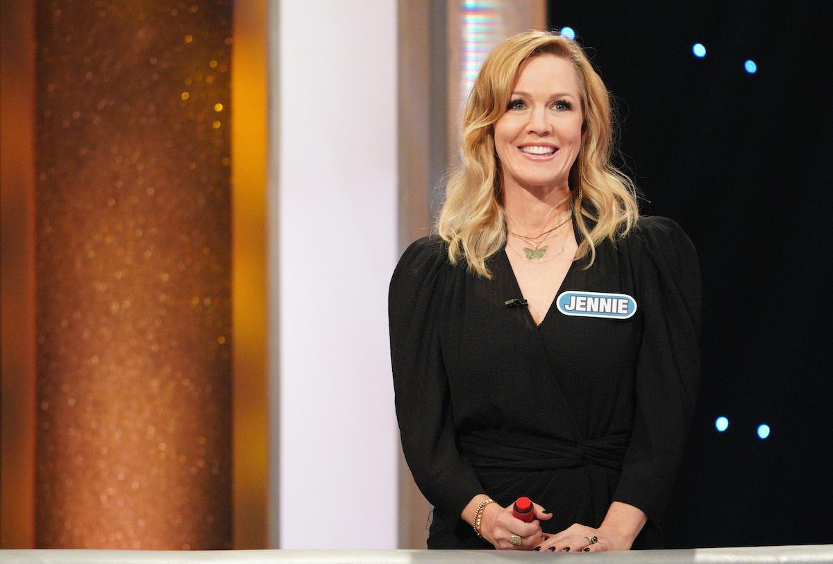 Jennie Garth appeared on Celebrity Wheel of Fortune
