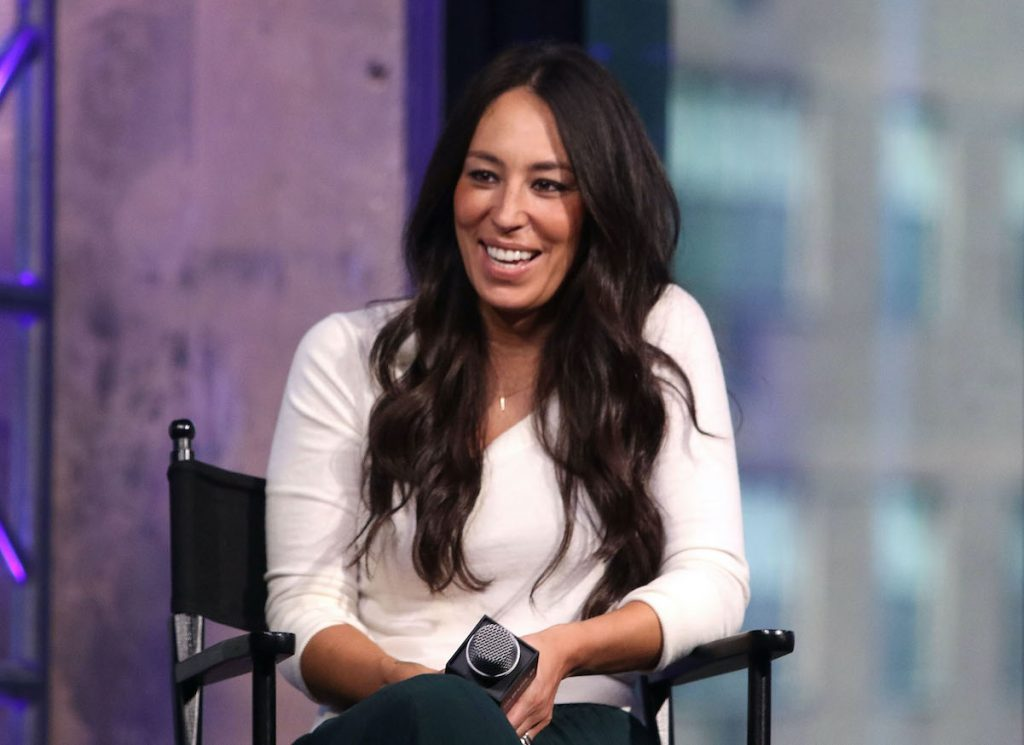 Joanna Gaines in New York City in 2016