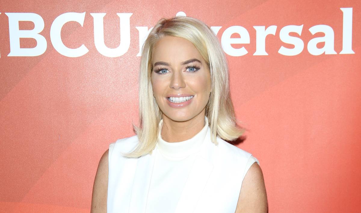 Caroline Stanbury arrives at the NBCUniversal Press Tour 2015 - day 1 held at The Beverly Hilton Hotel on August 12, 2015