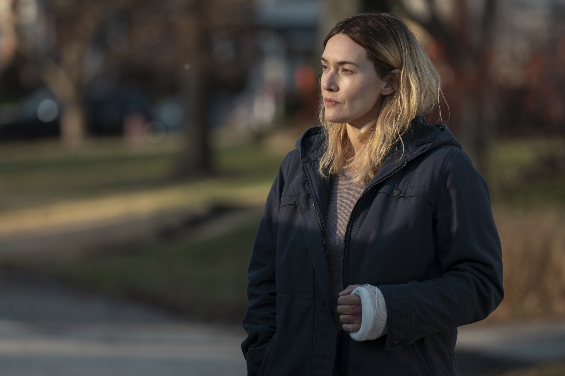 Mare of Easttown Season 1 Kate Winslet as Mare Sheehan