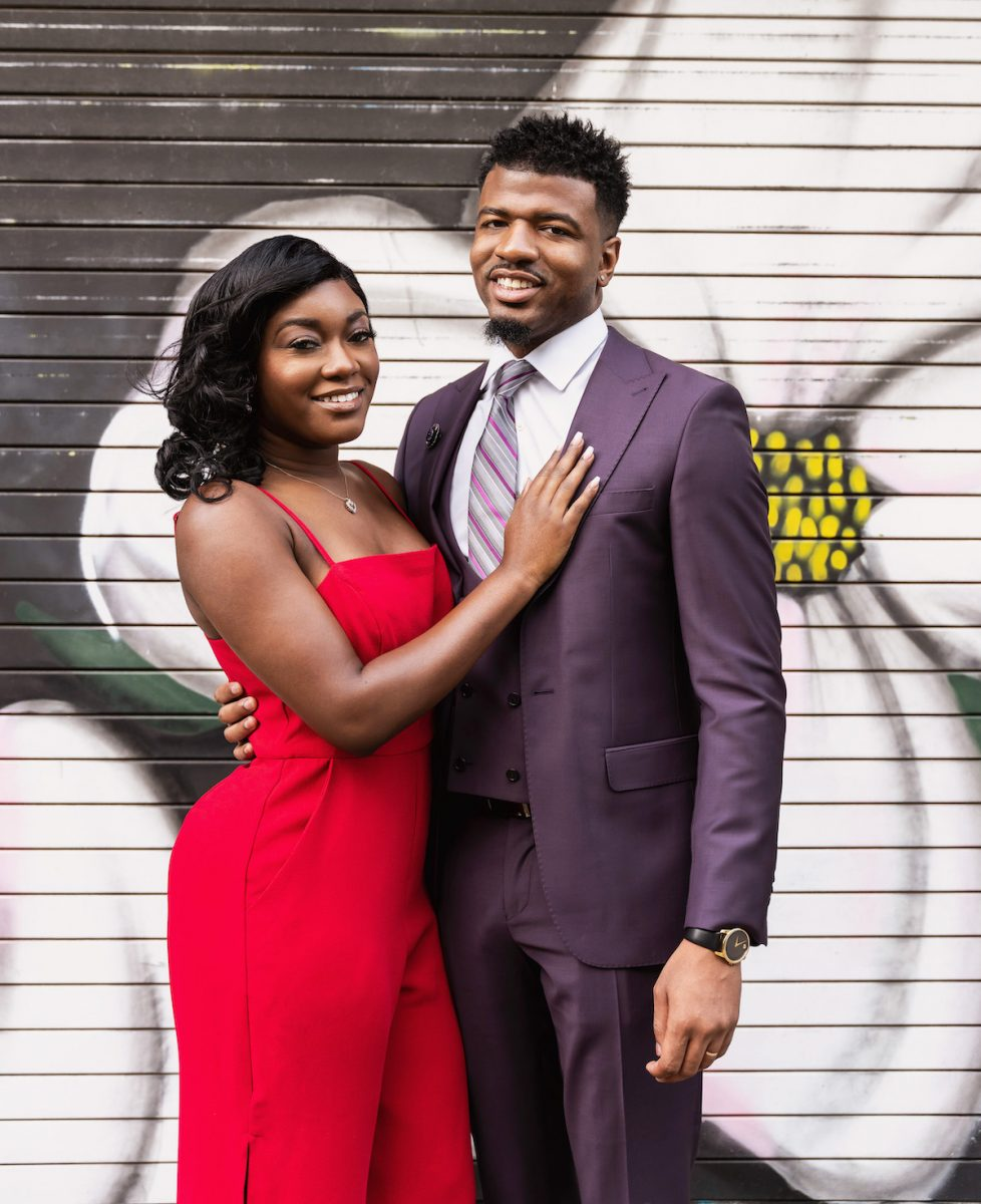 Paige Banks and Chris Williams of 'Married at First Sight'