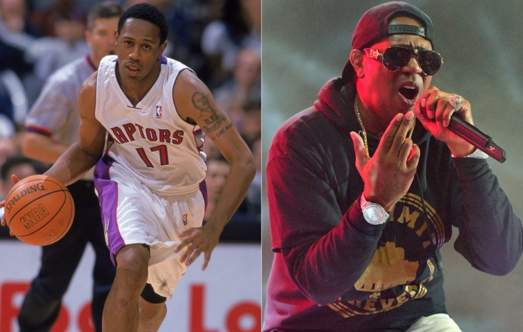 Rap legend Master P briefly played in the NBA.