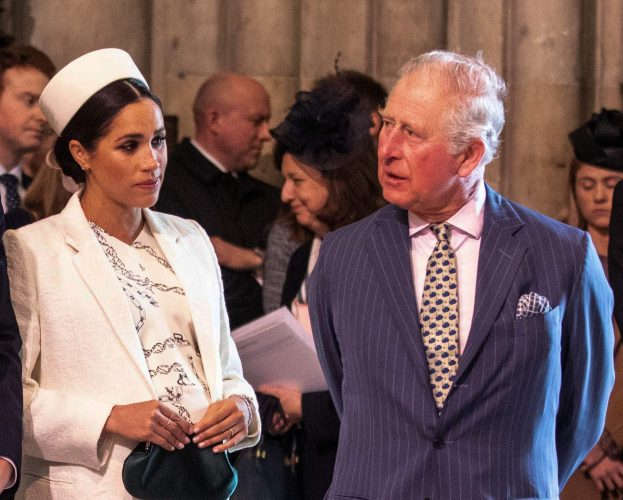 Royal Fans Question if Prince Charles Intentionally Snubbed Meghan Markle in Birthday Post for Archie