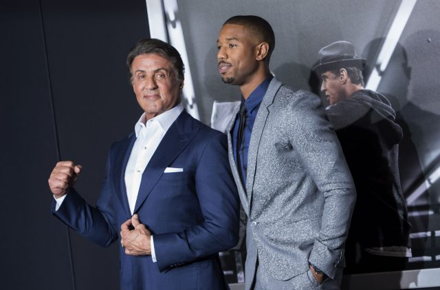 'Creed III': Did Michael B. Jordan Have to Kick Sylvester Stallone Out of the Sequel?