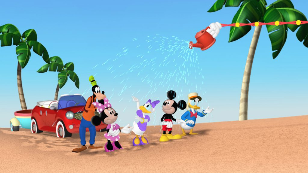 'Mickey Mouse' Clubhouse' episode titled 'Donald of the Desert'