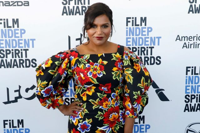 Mindy Kaling Reveals Her Post-Baby Pandemic Workout Routine