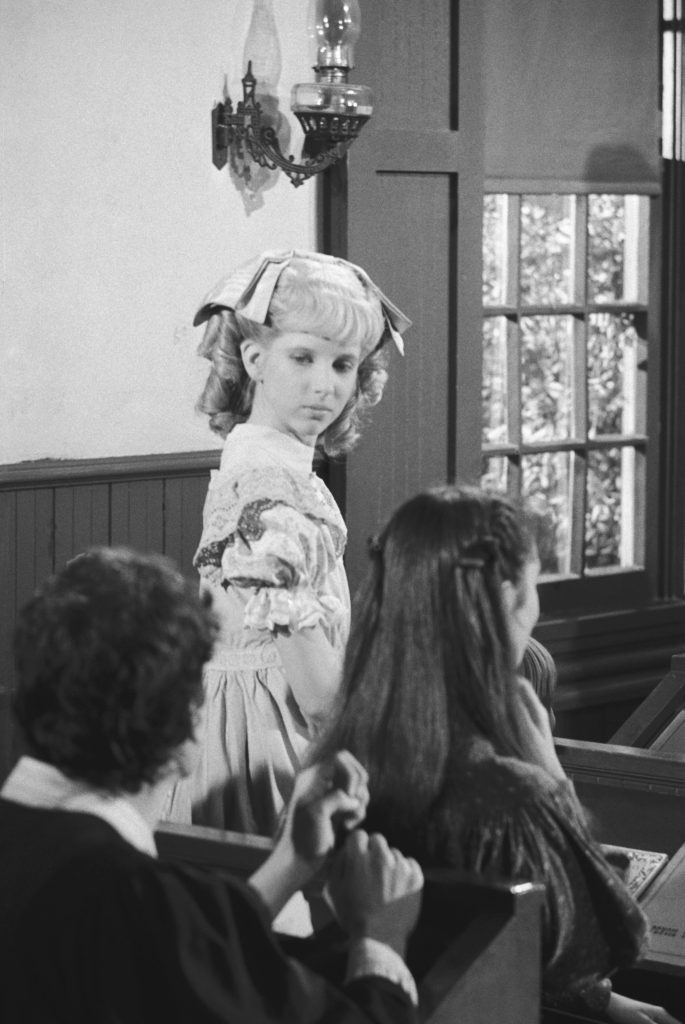 'Little House on the Prairie' episode titled 'May I Have This Dance'