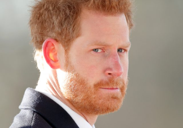 Prince Harry Is Reportedly 'Shocked' That He is 'Frozen Out' of the Royal Family