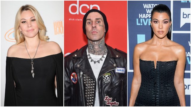 Why Travis Barker's Ex, Shanna Moakler, Calls His Romance With Kourtney Kardashian 'Weird'