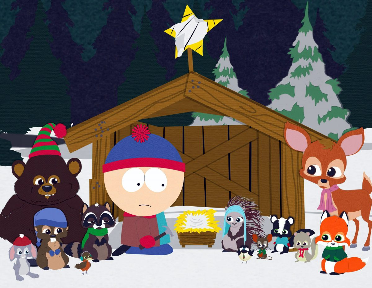 South Park: Stan meets the Woodland Critters at Christmas