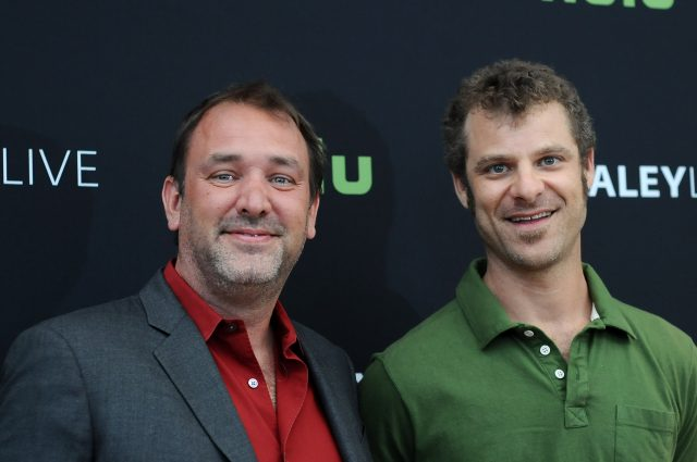 'South Park' Creators Trey Parker and Matt Stone Think Their Dress Stunt Got Them Banned From the Oscars