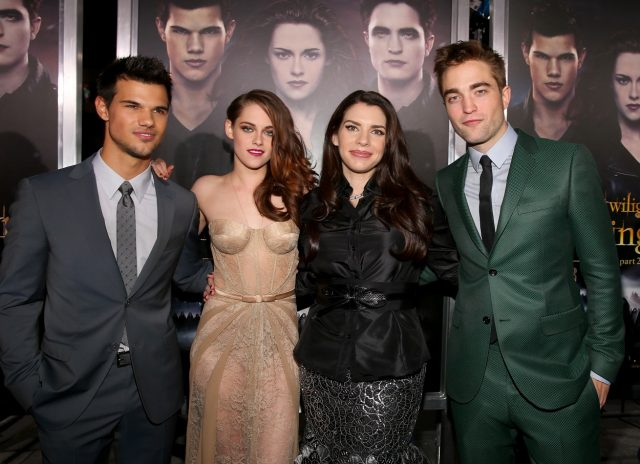 'Twilight' Fans Can Thank Stephenie Meyer for the 'Breaking Dawn' Twist