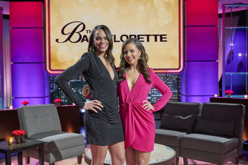 Katie Thurston and Michelle Young who will be leads of 'The Bachelorette'