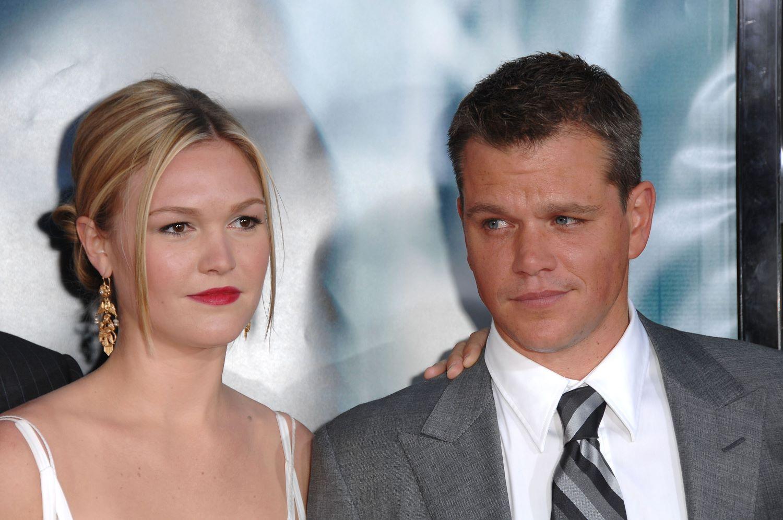 'The Bourne Identity' stars Julia Stiles and Matt Damon