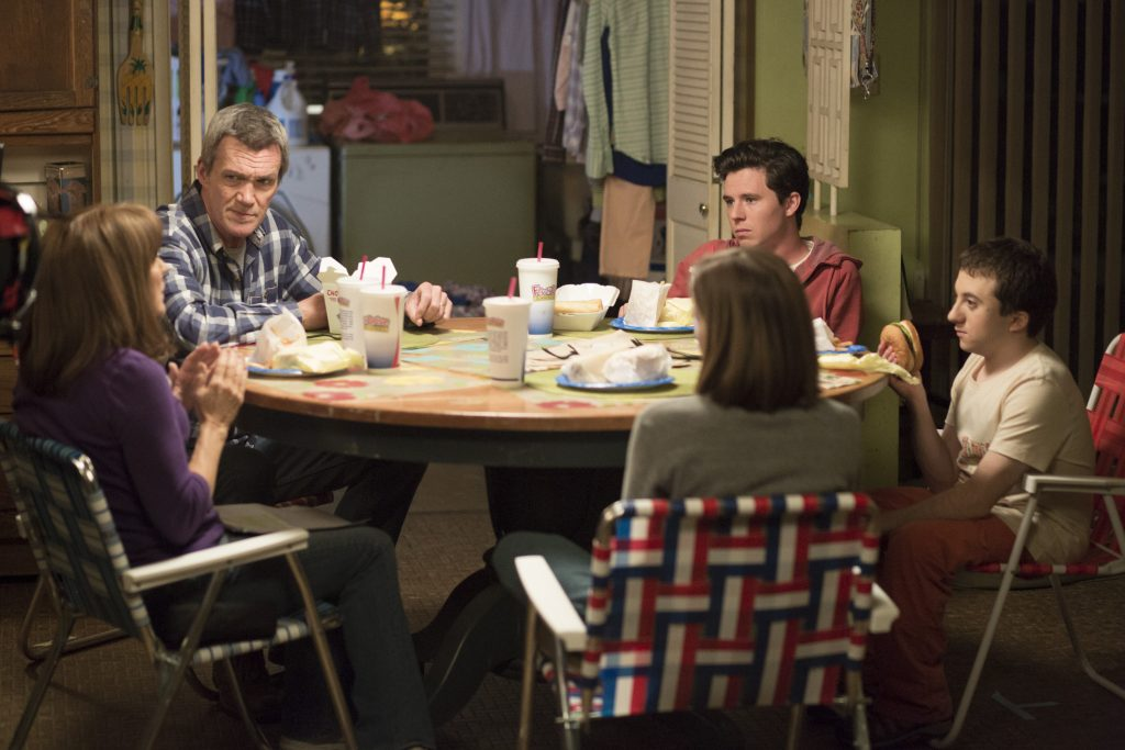 ABC's 'The Middle' episode titled 'Split Decision'