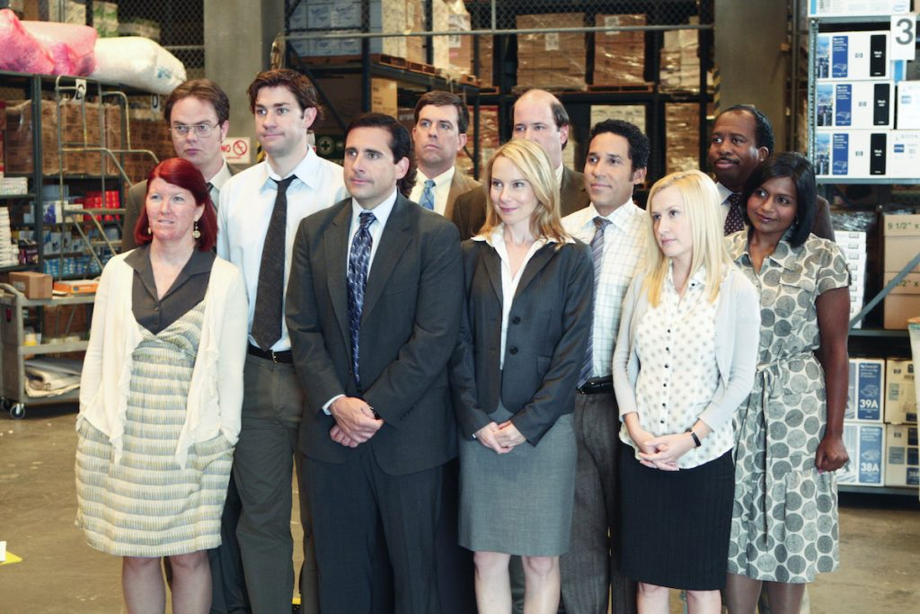 'The Office' cast, some of whom are on Cameo