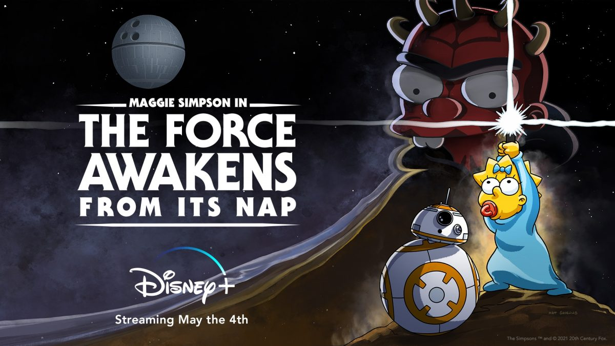 The Simpsons short The Force Awakes from itss Nap