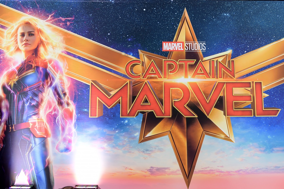 The 'Captain Marvel' Canadian Premiere on March 06, 2019, in Toronto, Canada.