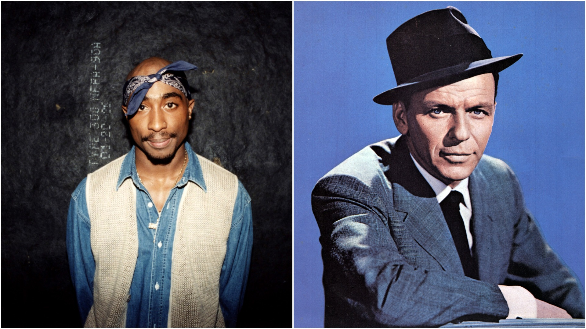 Jun 22, 2021 · frank sinatra was a singer and actor who often associated himself with the members of the rat pack, a group which included contemporaries dean martin and sammy davis, jr.the death of the man known. Tupac Shakur Said 1 Frank Sinatra Song Was Too Beautiful To Mess With