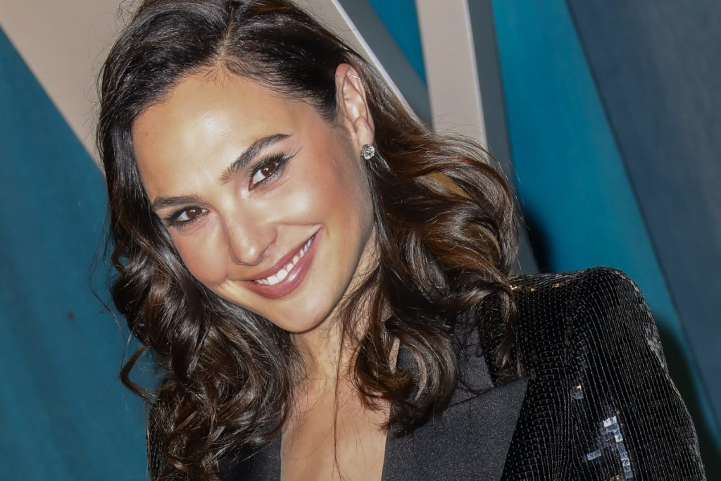 Gal Gadot attends the 2020 Vanity Fair Oscar Party on February 09, 2020 in Beverly Hills