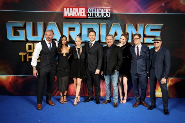 The 'Guardians of the Galaxy' Star James Gunn Says 'Could Never Be Replaced'