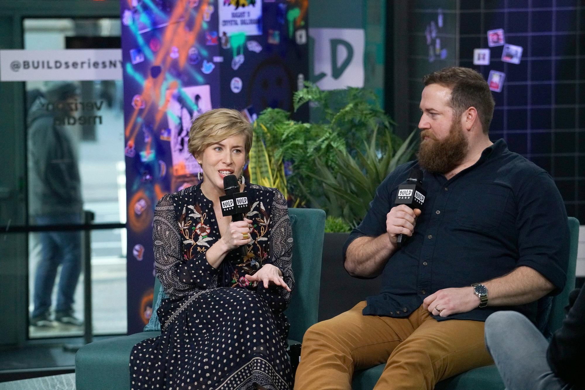Home Town stars Erin Napier and Ben Napier