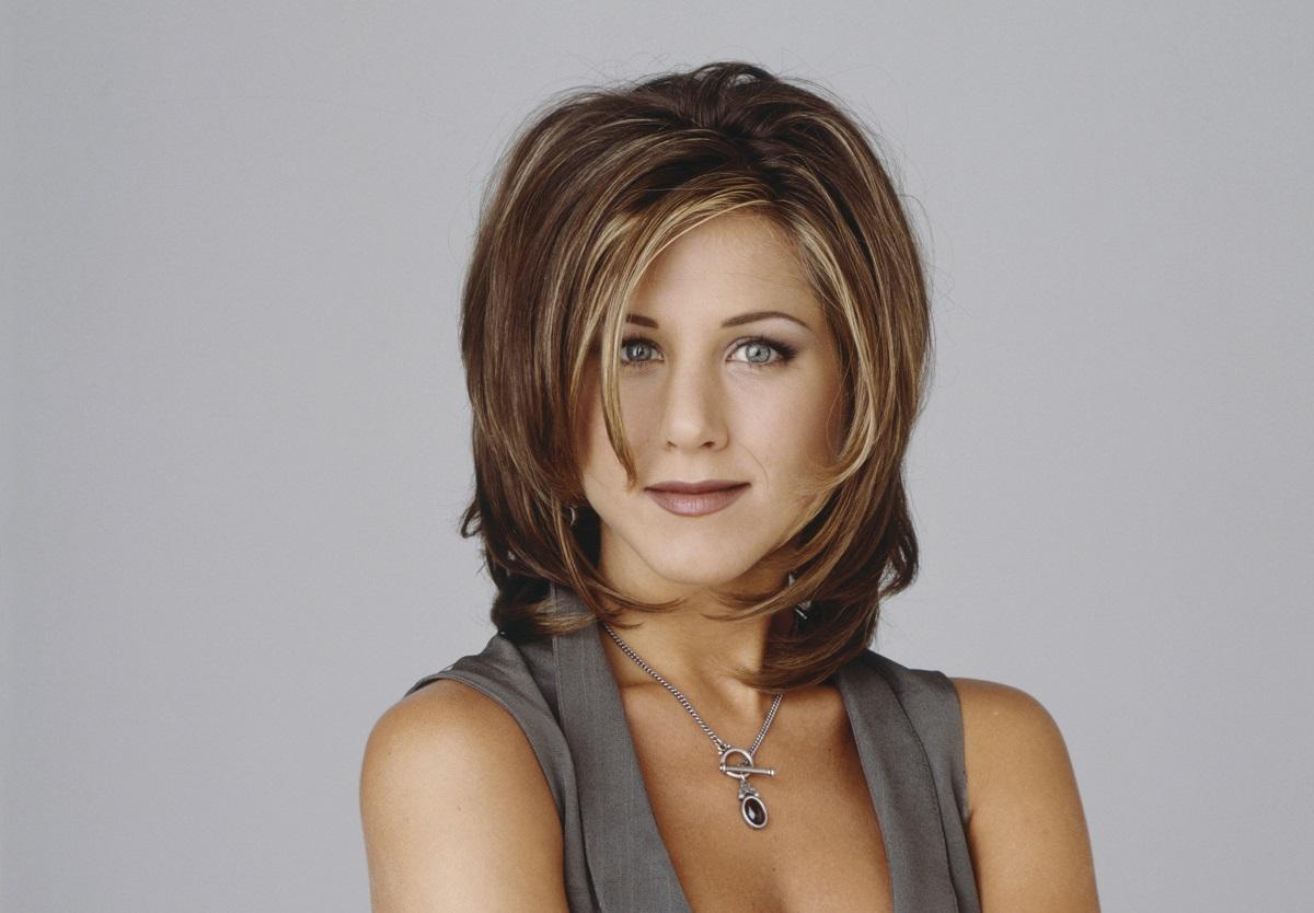 Jennifer Aniston as Rachel Green in 'Friends'