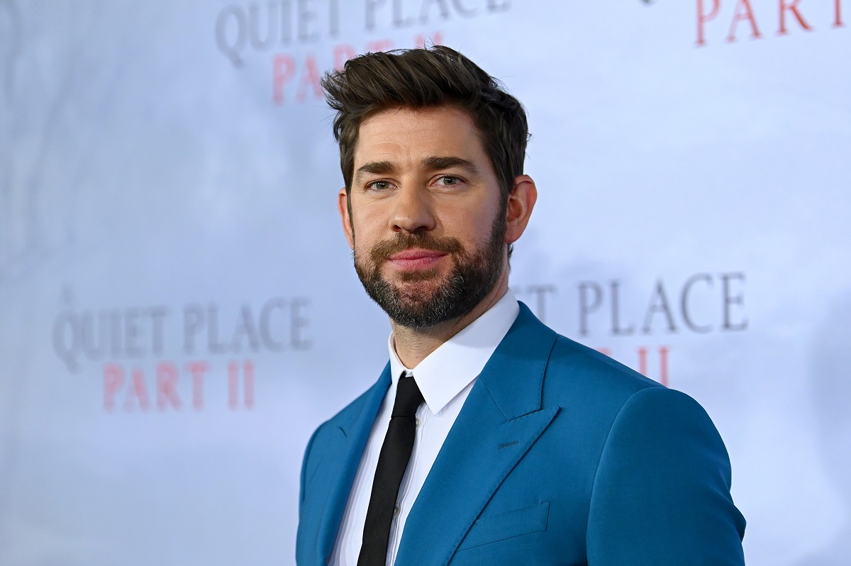 """John Krasinski attends the """"A Quiet Place Part II"""" World Premiere on March 08, 2020, in New York City"""