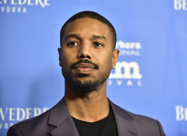 Michael B. Jordan's Says His Mom Has His 'Sexiest Man Alive' Award Saran-Wrapped on Her Mantle