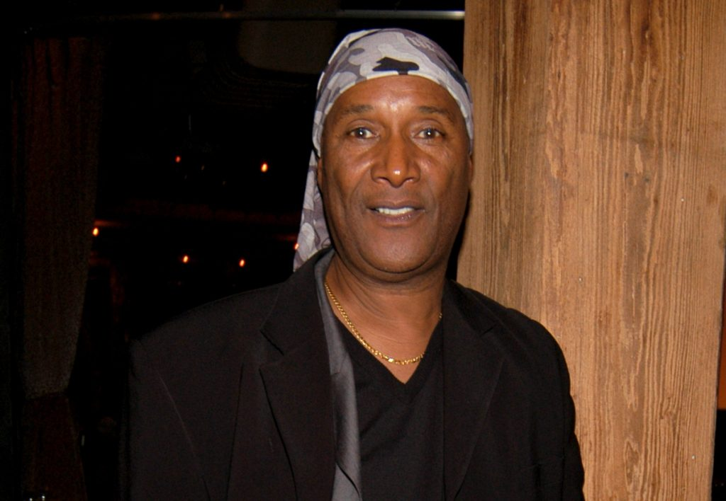 Paul Mooney attends National Coalition Against Censorship Gala on October 19, 2009 in New York City