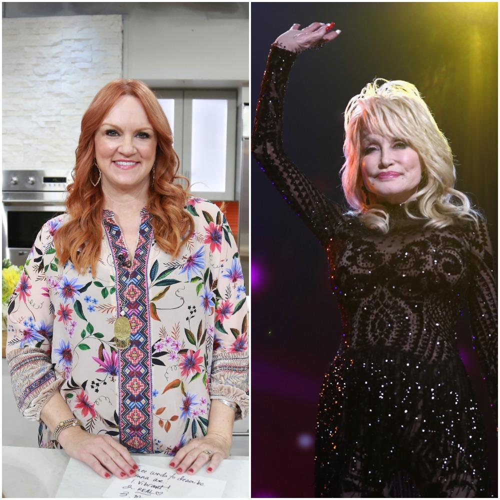 Ree Drummond; Dolly Parton