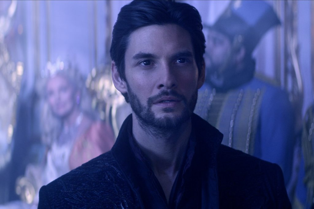 Ben Barnes as General Kirigan in 'Shadow and Bone' on Netflix