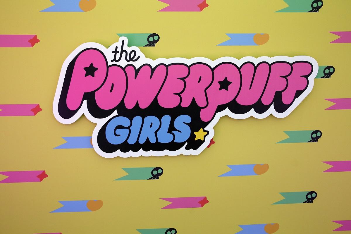 'The Powerpuff Girls'
