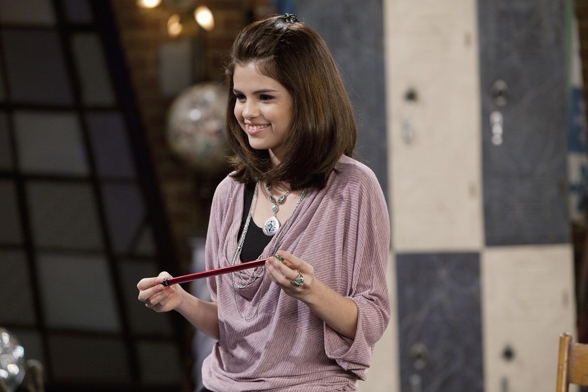 Selena Gomez in 'Wizards of Waverly Place'