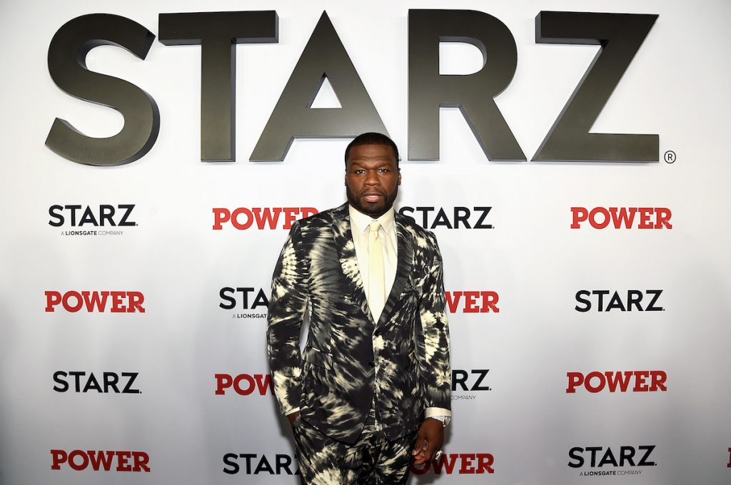 'Power': 50 Cent Created Kanan Because He Wanted to Be the Meanest Character on Television