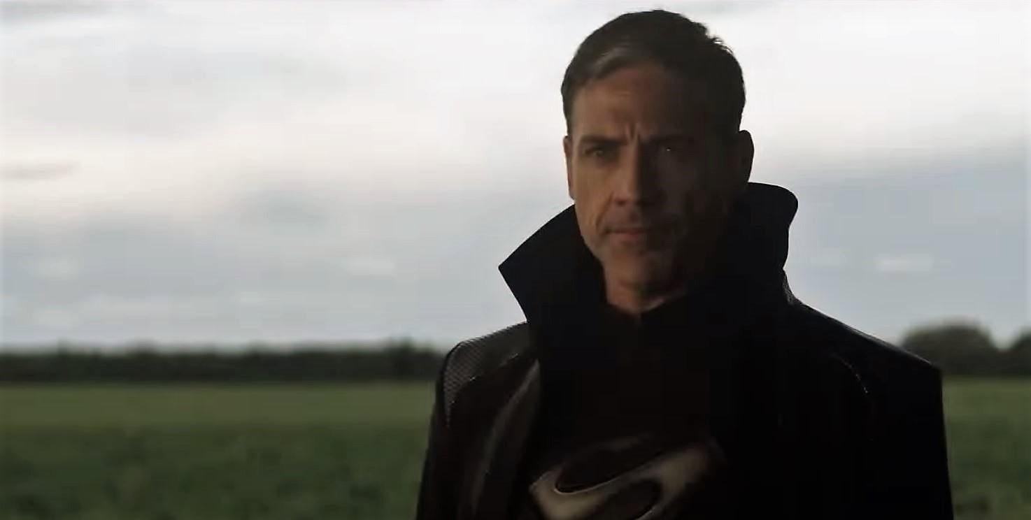 Adam Rayner in 'Superman & Lois'