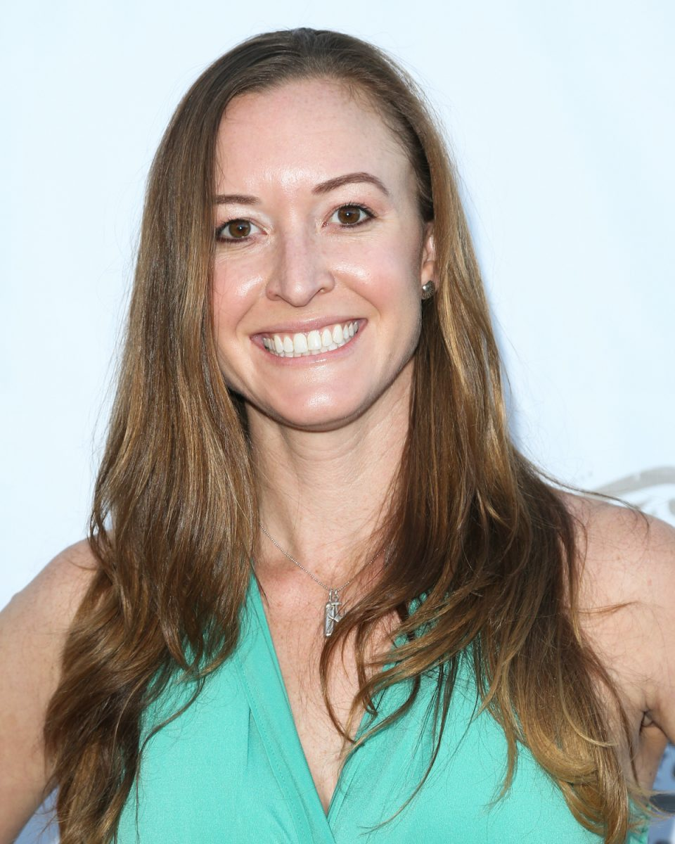 Adrienne Gang from Below Deck attended an event in 2013