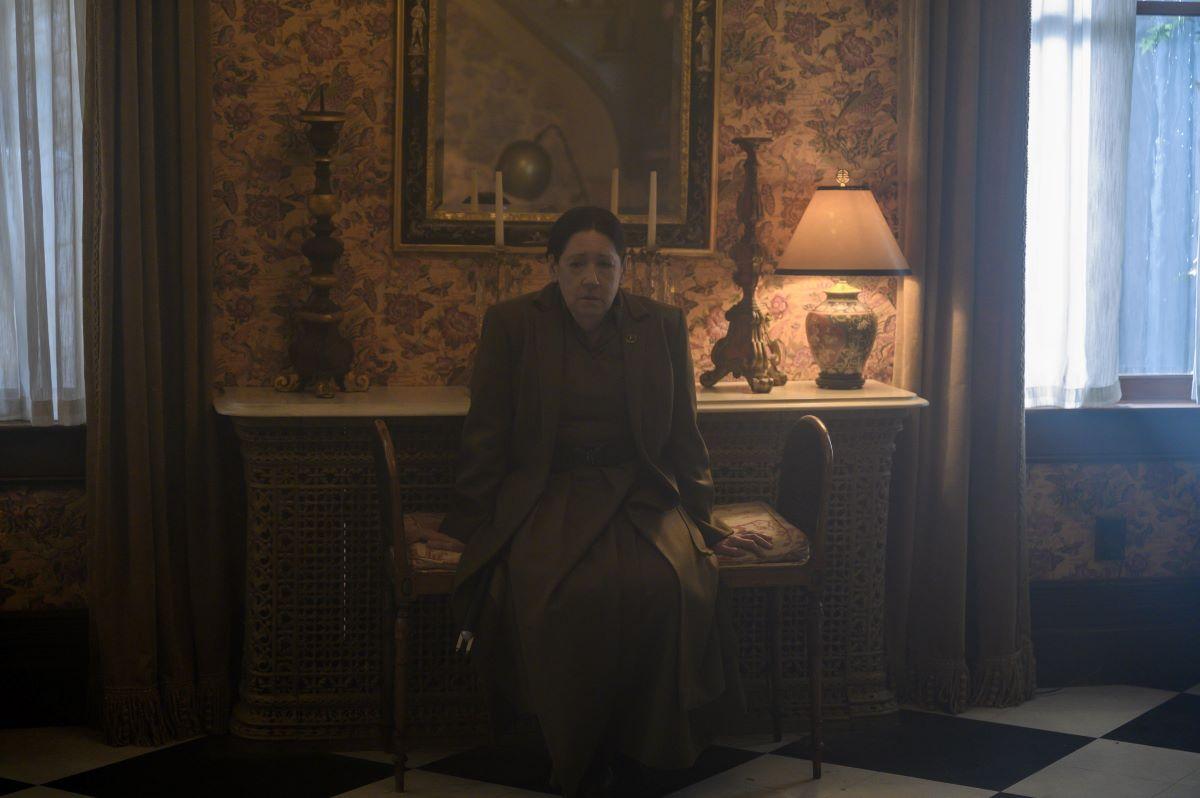 Ann Dowd in 'The Handmaid's Tale'