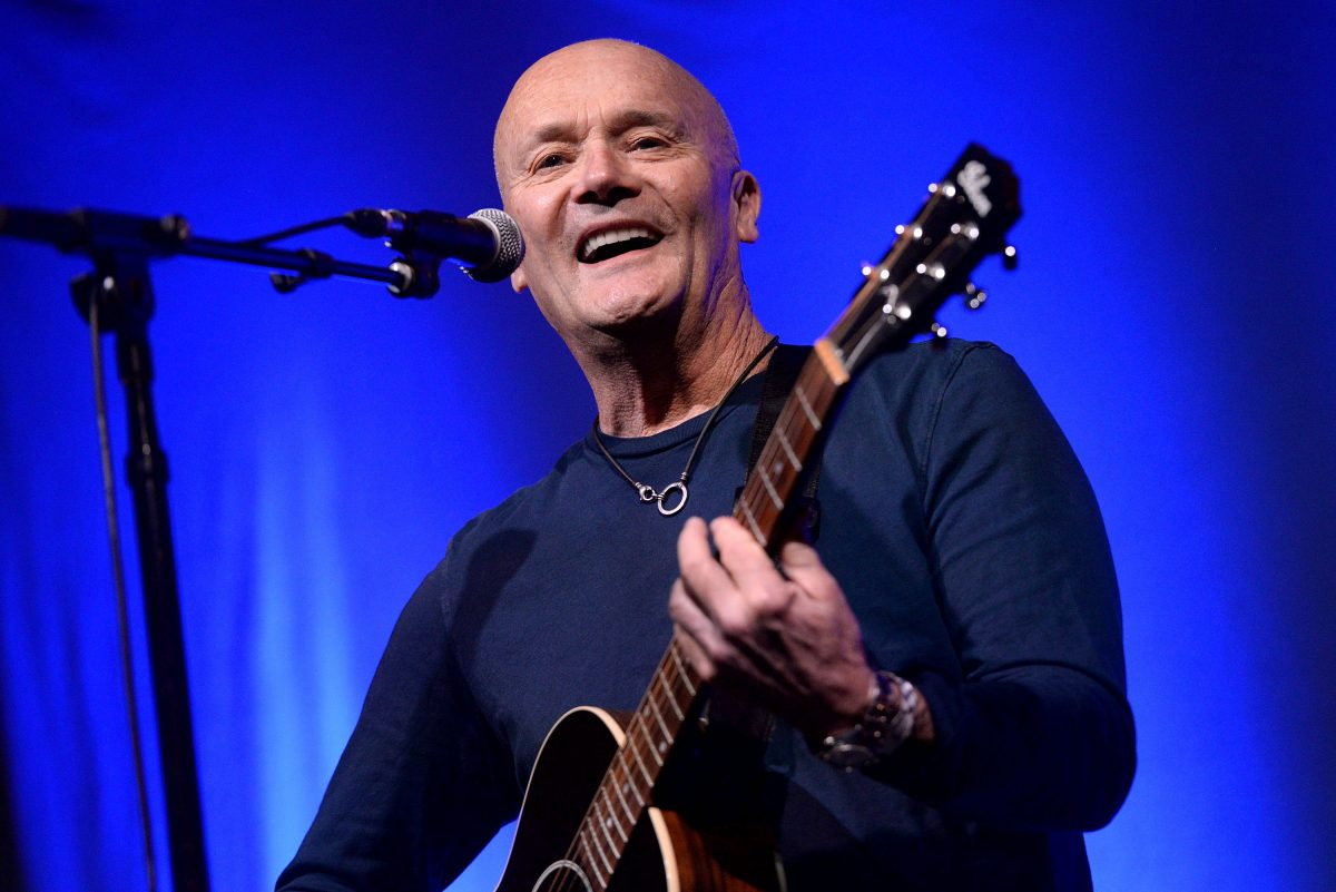 'The Office' actor and musician Creed Bratton performs onstage at the Regent Theater