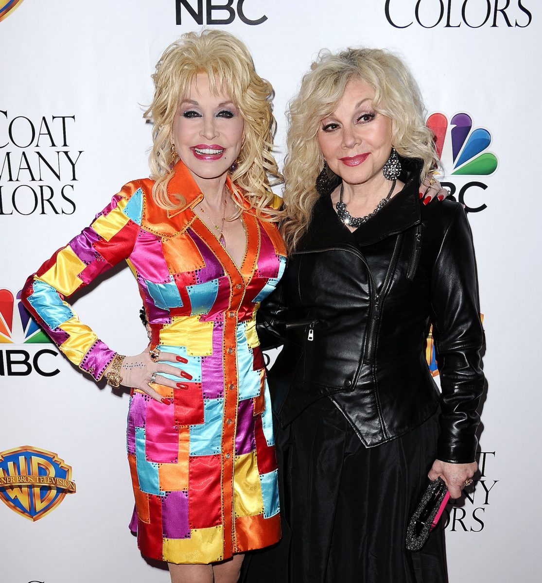 Dolly and Stella Parton