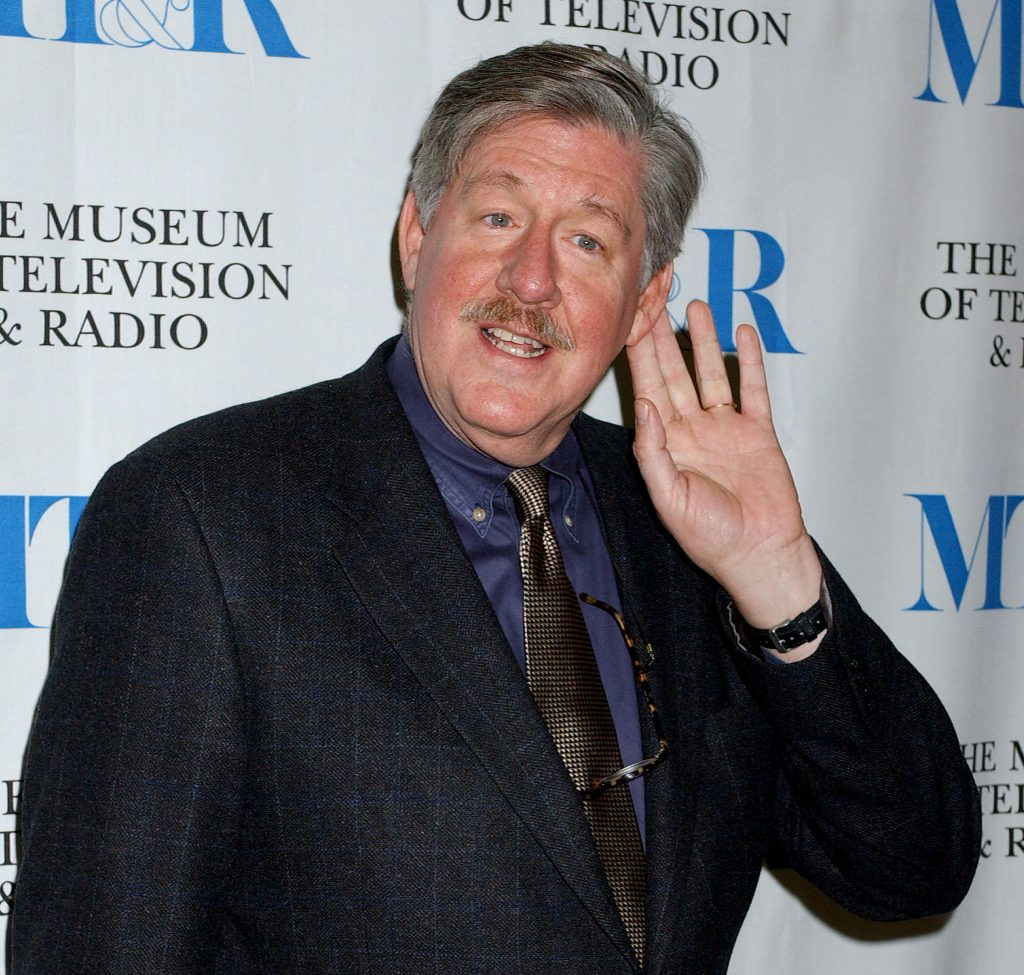Ed Herrmann arrives at the 100th Episode celebration for 'Gilmore Girls' at the Museum of Television & Radio