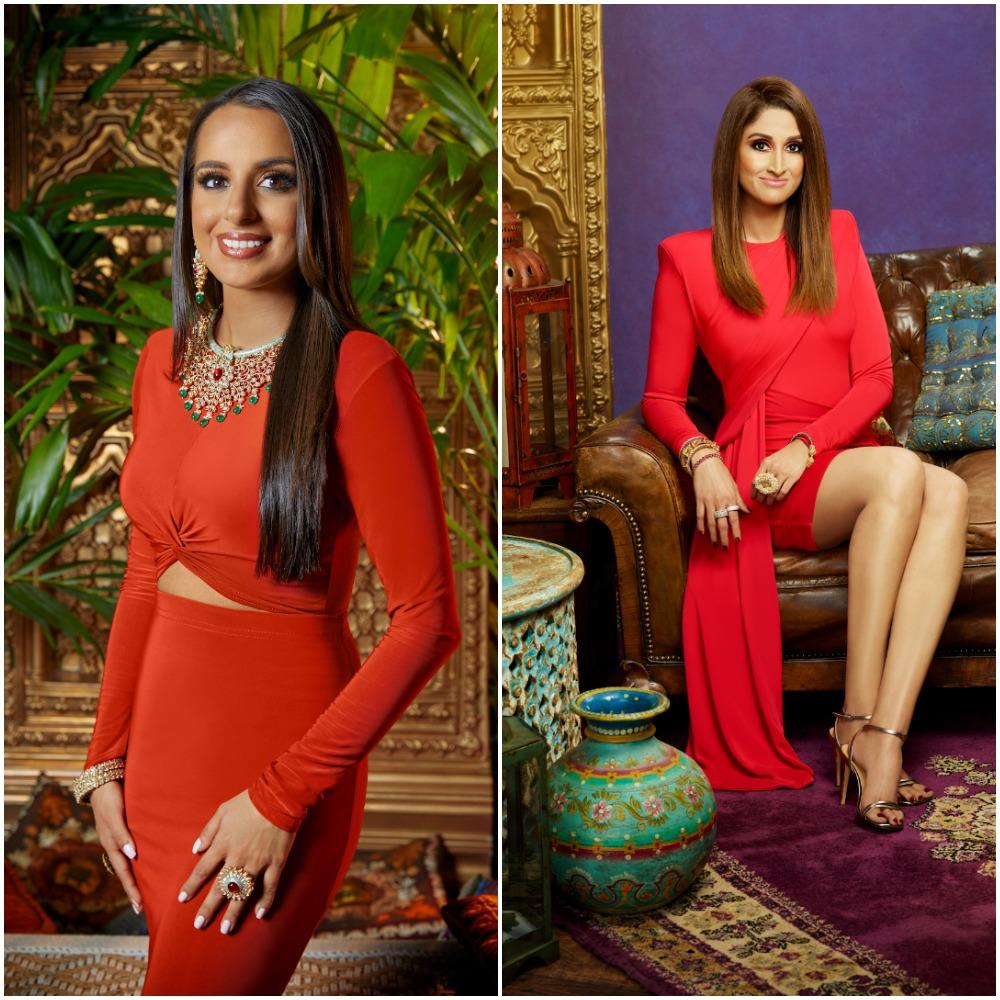 Family Karma's Monica Vaswani and Anisha Ramakrishna's cast photos