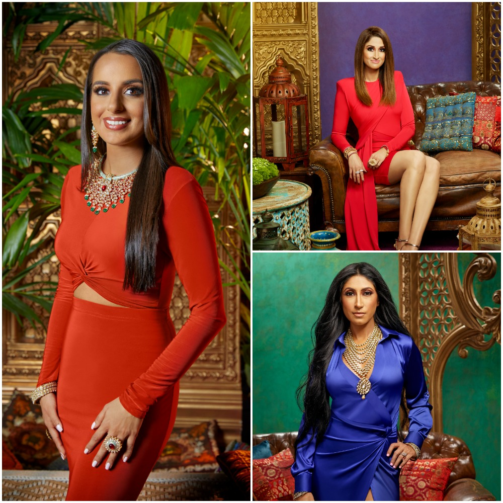 Family Karma cast photos of Monica Vaswani, Bali Chainani and Anisha Ramakrishna