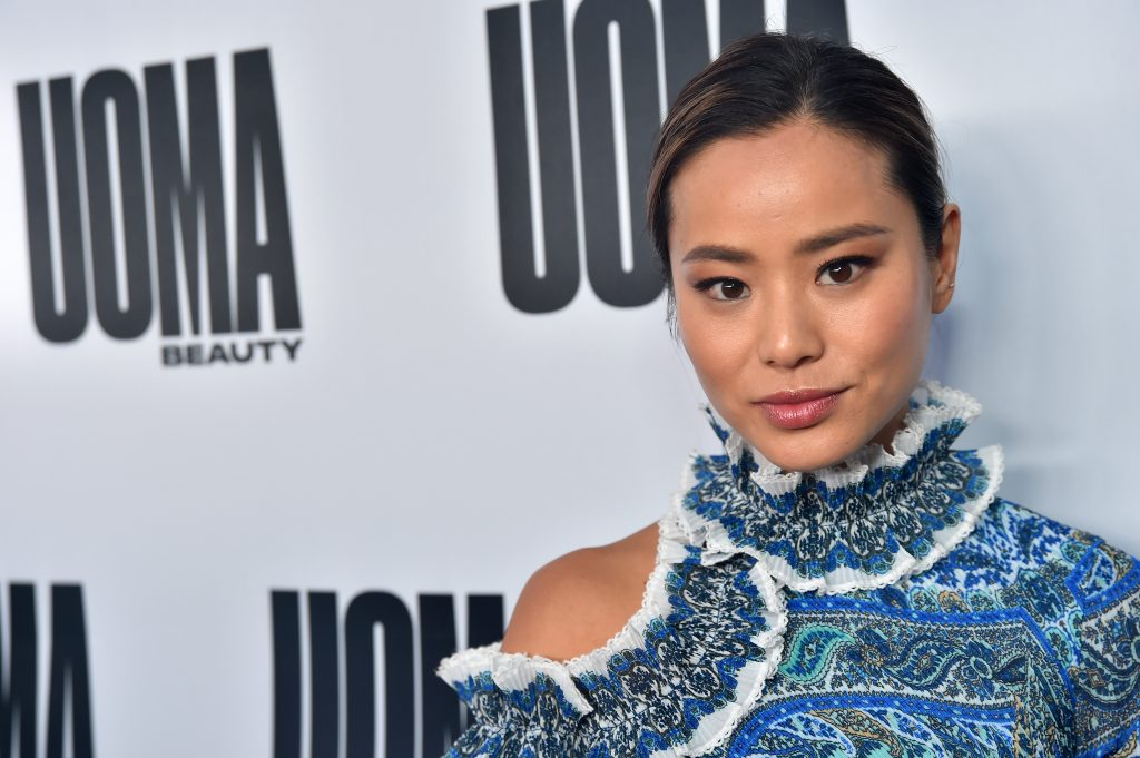 Jamie Chung at an event