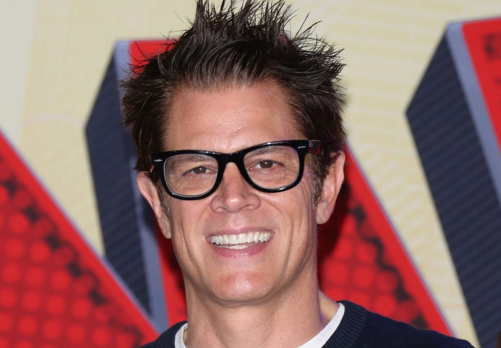 """Johnny Knoxville attends the world premiere of Sony Pictures Animation and Marvel's """"Spider-Man: Into The Spider-Verse"""" at The Regency Village Theatre on December 01, 2018 in Westwood, California."""